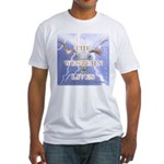 The Western Lives Fitted T-Shirt