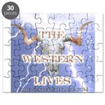 The Western Lives Puzzle
