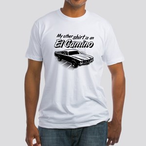 El Camino Fitted T-Shirt