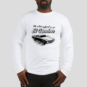 El Camino Long Sleeve T-Shirt
