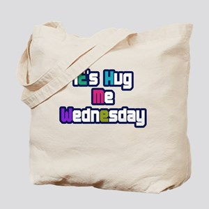 Its hug me wednesday! Tote Bag