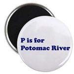 P is for Potomac River 2.25