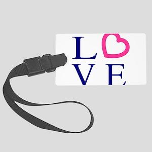 love-logo-hi Luggage Tag