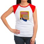 APPROVED! - Double Bacon Women's Cap Sleeve T-Shir