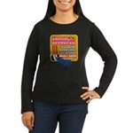 APPROVED! - Double Bacon Women's Long Sleeve Dark