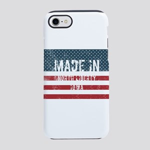 Made in North Liberty, Iowa iPhone 7 Tough Case