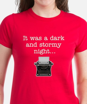 Dark & Stormy - Women's Dark T-Shirt