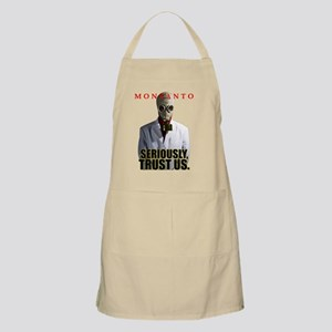 Monsanto - Seriously, Trust Us Apron