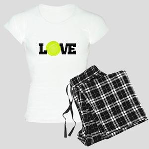 Tennis Love Pajamas