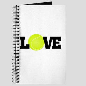 Tennis Love Journal