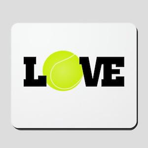 Tennis Love Mousepad