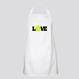 Tennis Love Apron