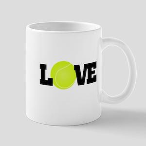 Tennis Love Mugs
