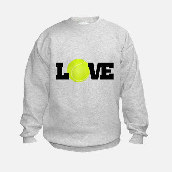 Tennis Love Sweatshirt