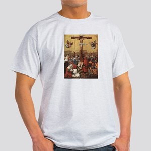 Christ on the Cross Light T-Shirt