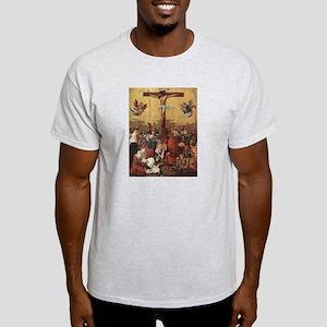 Christ on the Cross Light T-Shirt