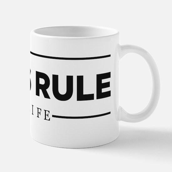 TWINS RULE My Life Mug