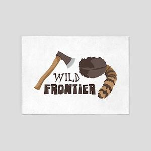 Wild Frontier 5'x7'Area Rug
