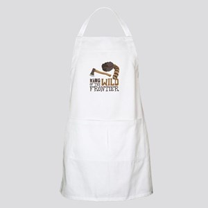 King of the Wild Frontier Apron