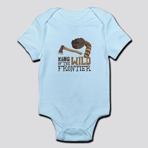 King of the Wild Frontier Body Suit