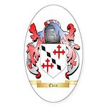 Ekin Sticker (Oval 50 pk)