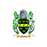 Ekholm Sticker (Rectangle 10 pk)