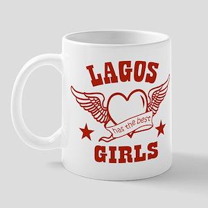 Lagos State has the best girl Mug