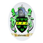 Ekelundh Ornament (Oval)