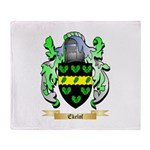 Ekelof Throw Blanket