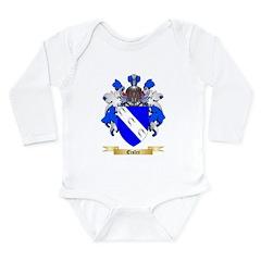 Eisler Long Sleeve Infant Bodysuit