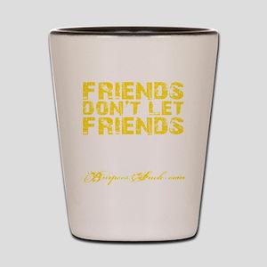 DNF - Yellow Shot Glass