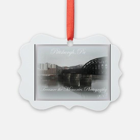 Pittsburgh,Pa Ornament