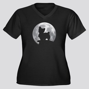Yorkie-Poo Plus Size T-Shirt