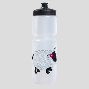 Little Lamb Sports Bottle