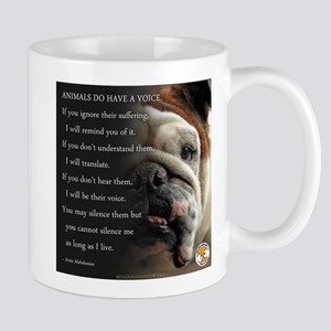VOICE OF ANIMALS Mugs