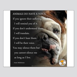 VOICE OF ANIMALS Posters