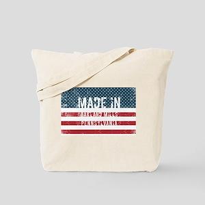 Made in Oakland Mills, Pennsylvania Tote Bag