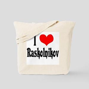 Raskolnikov Love 1 Tote Bag
