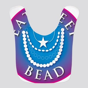 eat_sleep2_bead Bib