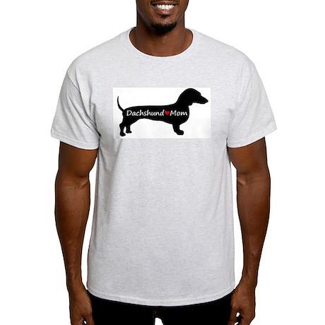 Dachshund Mom Light T-Shirt