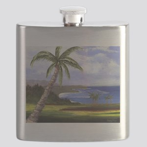 Beautiful Kauai Flask
