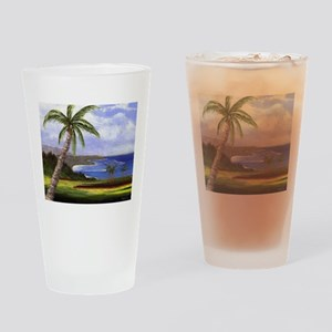 Beautiful Kauai Drinking Glass