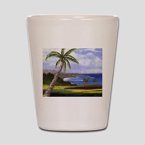 Beautiful Kauai Shot Glass