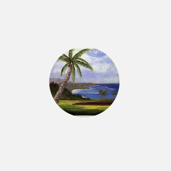 Beautiful Kauai Mini Button