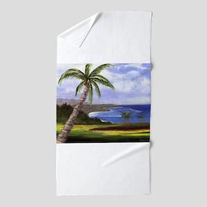 Beautiful Kauai Beach Towel