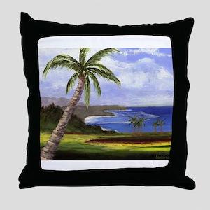 Beautiful Kauai Throw Pillow