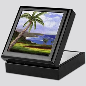 Beautiful Kauai Keepsake Box