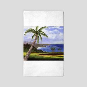 Beautiful Kauai 3'x5' Area Rug