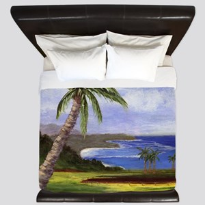 Beautiful Kauai King Duvet