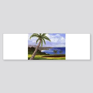 Beautiful Kauai Bumper Sticker